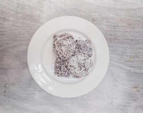 healthy lamington recipe no sugar