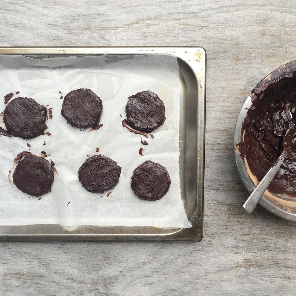 how to make peppermint patties with peppermint oil