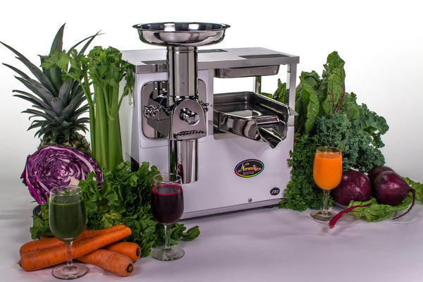 cold pressed juicer for juice detox diet