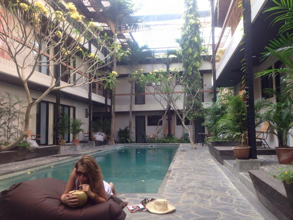 The Shift Hotel in Ubud