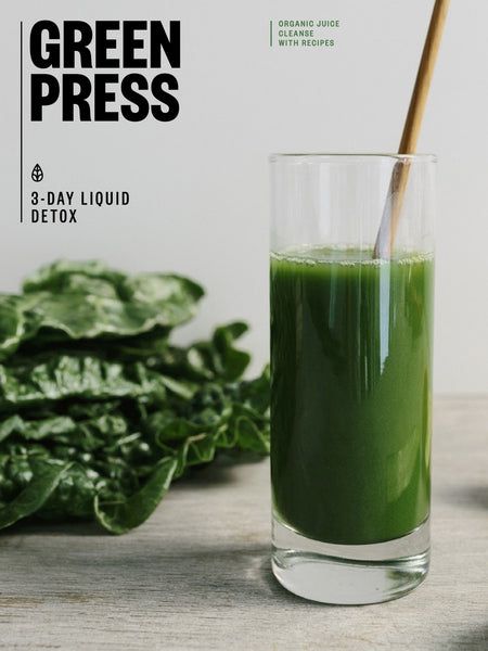 Diy 3 Day Juice Amp Smoothie Cleanse Green Press
