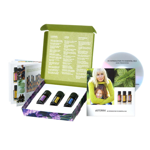 Doterra Oils 3 Pack