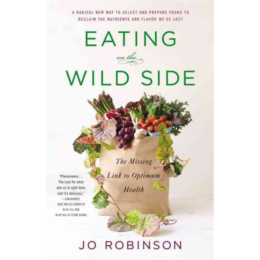 Eating On The Wildside - Book