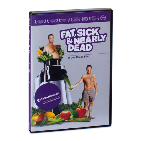 Fat, Sick & Nearly Dead - Movie