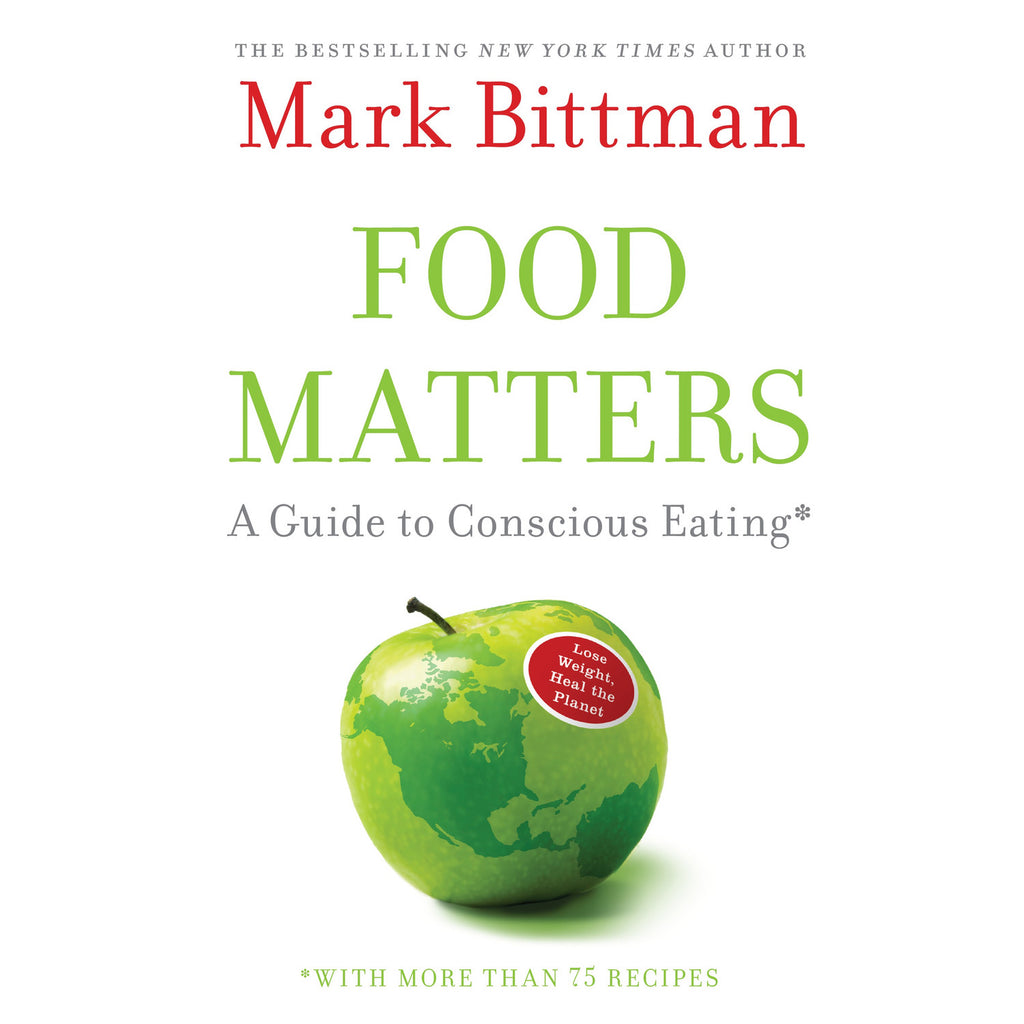 Food matters book green press food matters book forumfinder Images