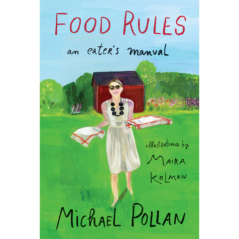 Food Rules - Book