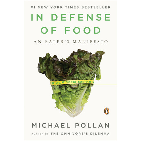 In Defense Of Food - Book