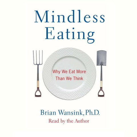 Mindless Eating - Book