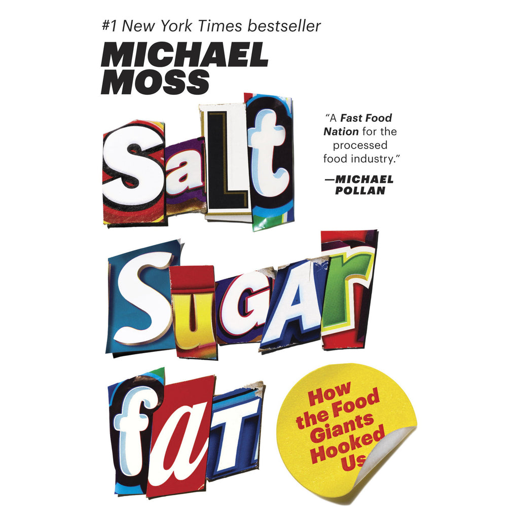 Salt Sugar Fat - Book