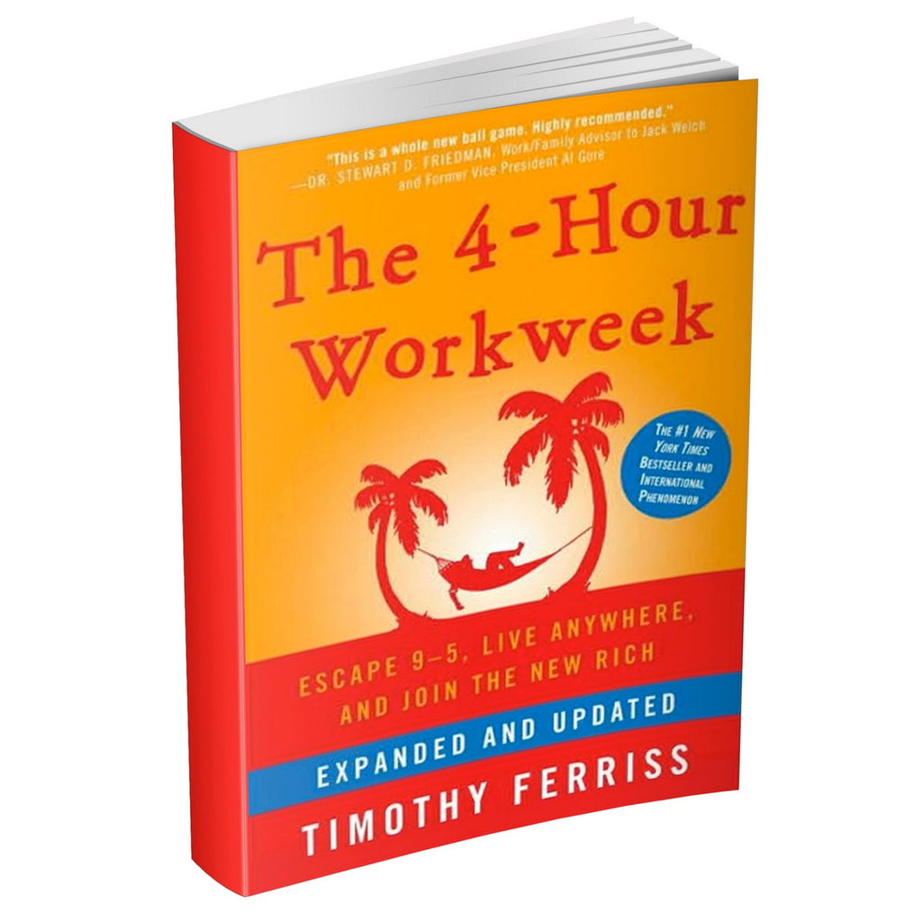 The 4-Hour Work Week - Book