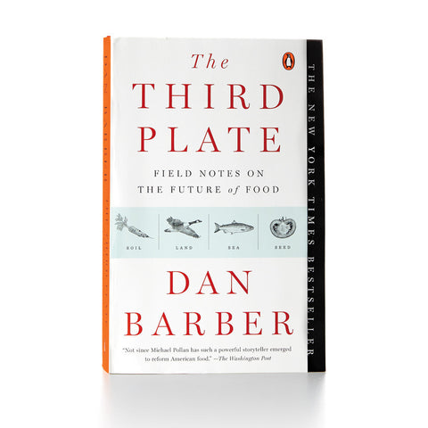 The Third Plate - Book