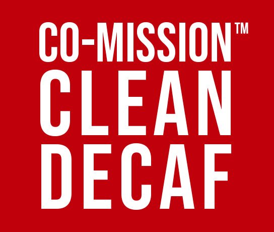 Coffee Co-Mission CLEAN DECAF