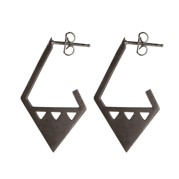 ARRIS EARRINGS OXIDE