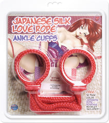 Ankle Cuffs (Red)