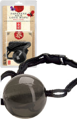 Ball Gag (Black)