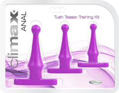 Anal Tush Teaser Training Kit (Deep Purple)