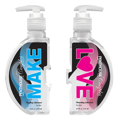 Make Love Warming & Tingling Lubricant - Two (147ml)