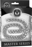 "Linkage - 12"" Steel Connector Chain (Silver)"