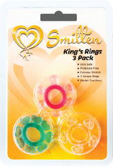 King's Rings 3 Pack