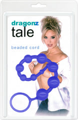 Dragonz Tale Beads (Blue)