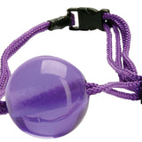 Ball Gag (Purple)