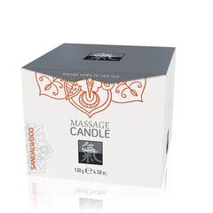 Shiatsu Massage Candle