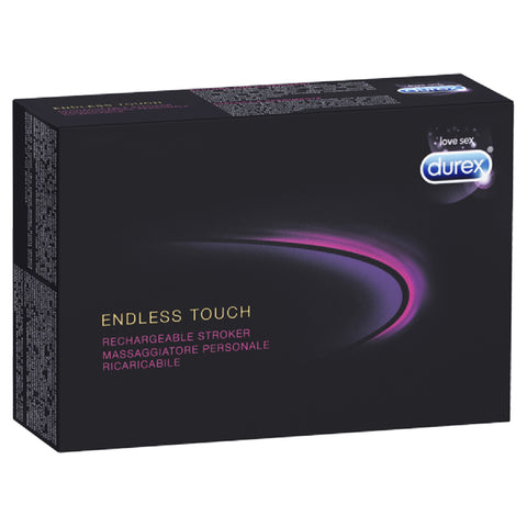 Endless Touch Rechargeable Stroker Vibrating Stimulator