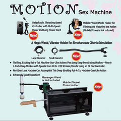Motion Sex Machine