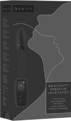 BNAUGHTY - Premium Unleashed (Black)