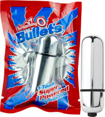 Screaming O Bullet (Silver)