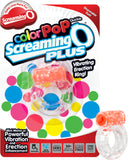 Screaming O Color Pop Quickie Plus (Orange)