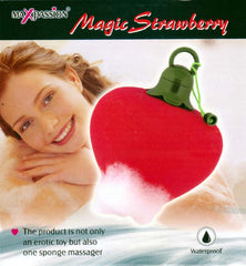 Magic Strawberry Sponge (Red)