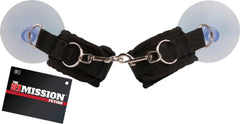 Suction Cup Restraints (Black)