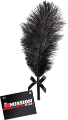 Deluxe Feather Tickler (Black)