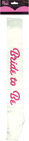 Hen Night Sash - Bride To Be