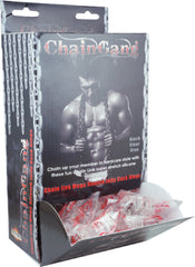 Chain Gang Erection Rings (36 X Display)