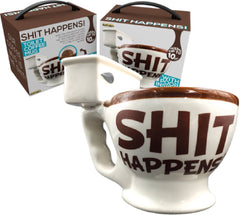 Shit Happens Coffee Mug