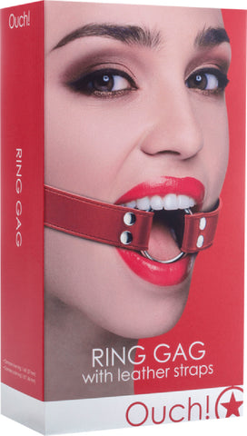 Ring Gag (Black)