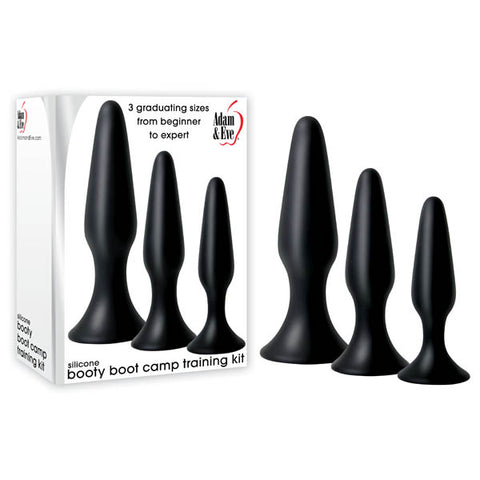 Adam & Eve Silicone Booty Boot Camp Training Kit