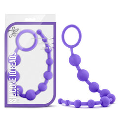 Luxe - Silicone 10 Beads