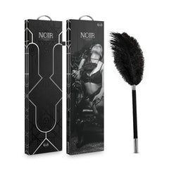 Noir Soft Feather Tickler