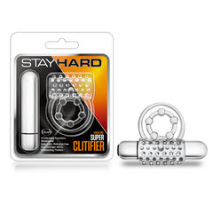 Stay Hard Vibrating Super Clitifier