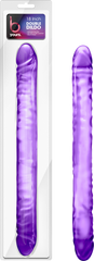 "18"" Double Dildo (Purple)"
