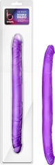 "16"" Double Dildo (Purple)"