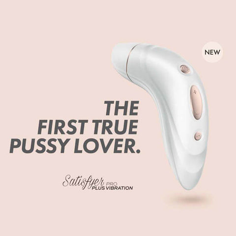 Satisfyer Pro Plus Vibration