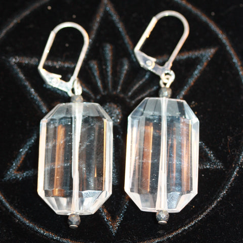 Quartz Earrings 1 SALE