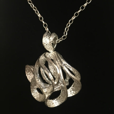 The Revivalists Ribbon Pendant