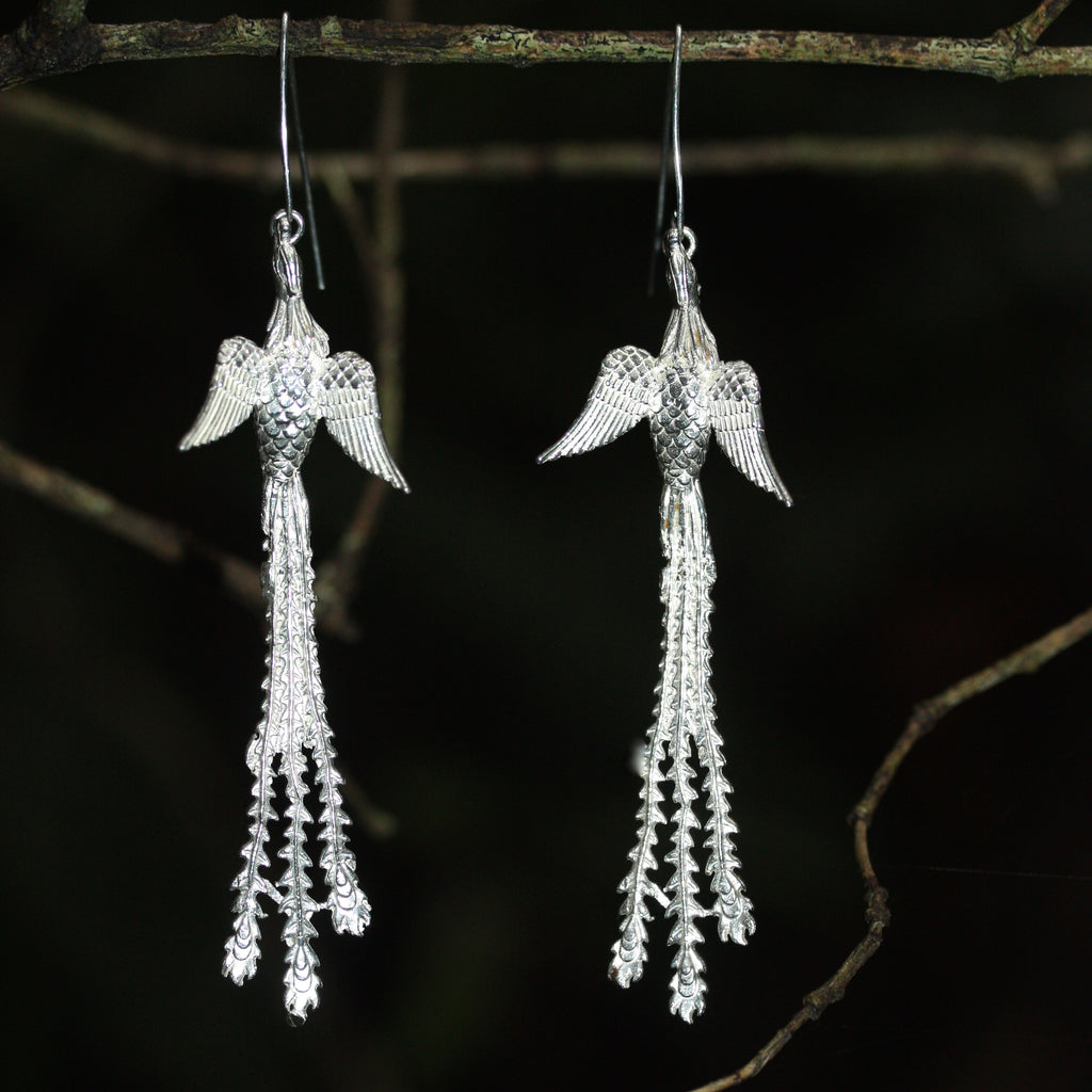 Luna Phoenix Earrings