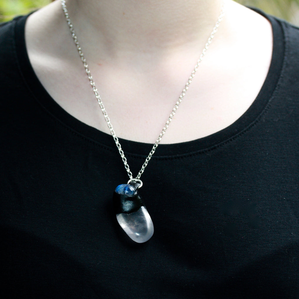 1 A Moon Love Necklace - Reversible - SALE