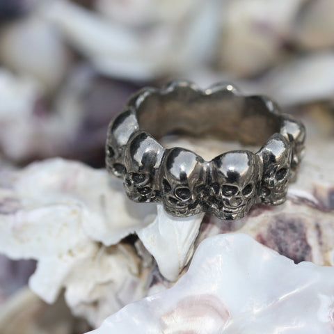 My Dark Rebel Rider Ring Seconds (SALE)